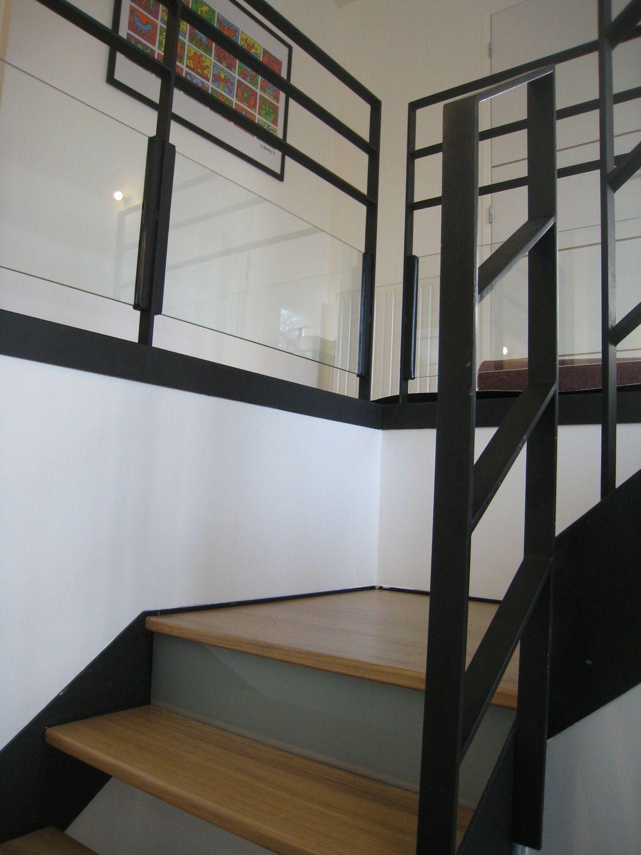 Escalier à limons latéraux – Chateaugiron