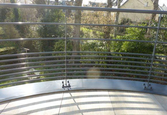 Garde-corps balcon – Chantepie