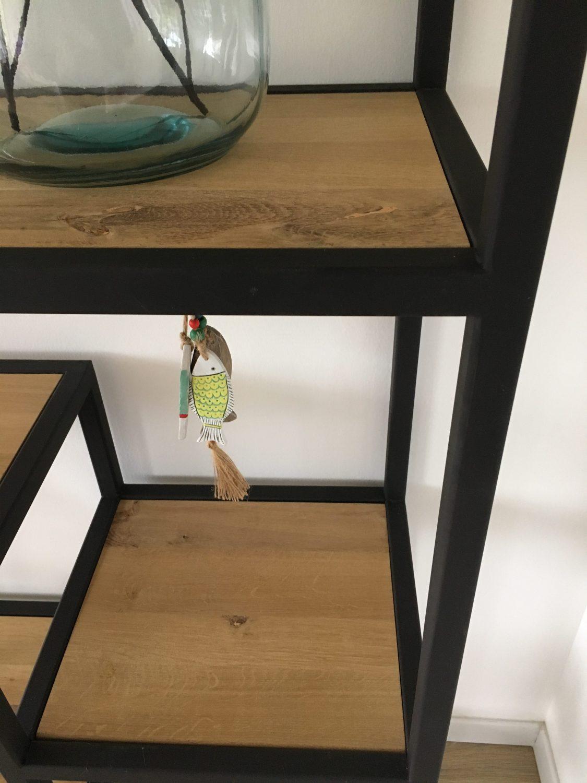 Etagère bois métal – Chateaugiron